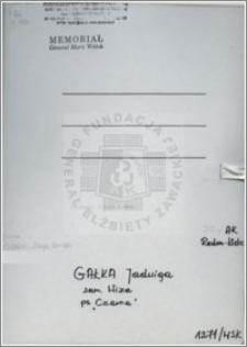 Gałka Jadwiga