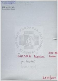 Galska Antonina