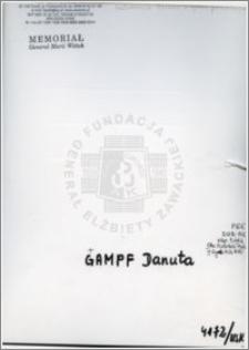 Gampf Danuta
