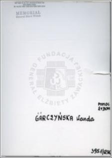 Garczyńska Wanda