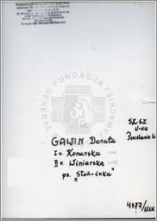 Gawin Danuta