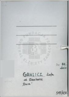 Gawlicz Zofia