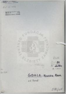 Gdula-Nowicka Maria