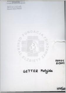 Getter Matylda