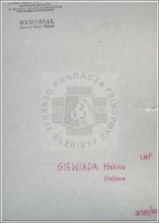 Giewiada Halina Helena