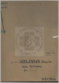 Godlewska Danuta