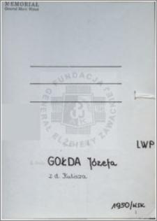 Gołda Józefa