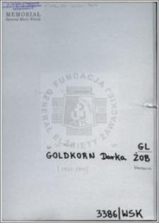 Goldkorn Dorka