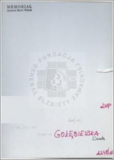 Gołębiewska Danuta