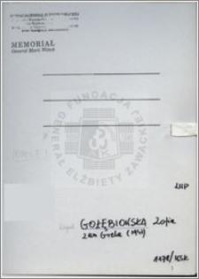 Gołębiowska Zofia