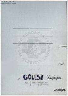 Golesz Krystyna