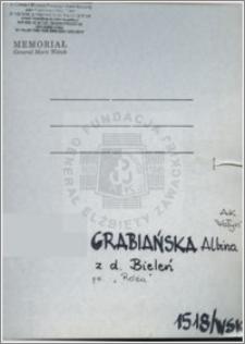 Grabiańska Albina