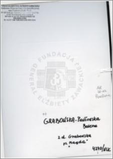 Grabowska-Pawłowska Bożena