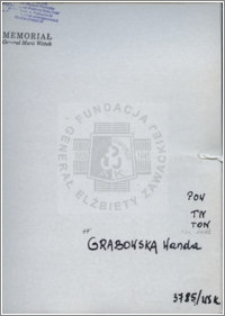 Grabowska Wanda