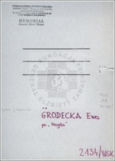 Grodecka Ewa