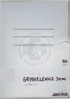 Grygielewicz Irena