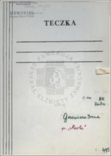 Grzesiewicz Irena