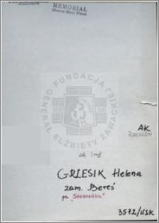 Grzesik Helena