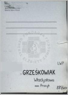 Grześkowiak Władysława