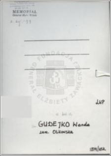 Gudejko Wanda