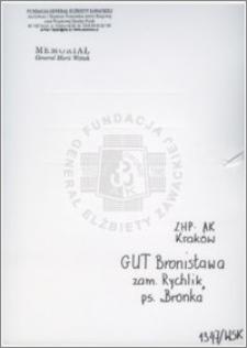 Gut Bronisława