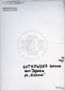 Gutkowska Helena