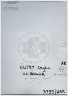 Gutry Cecylia