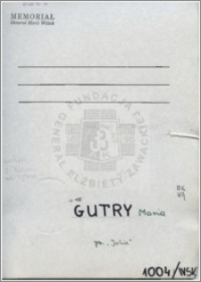 Gutry Maria