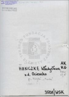 Hanczke Władysława
