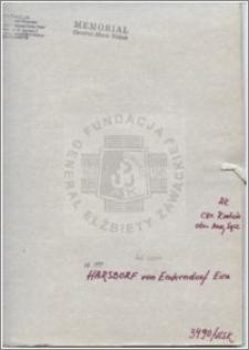 Harsdorf von Enderndorf Ewa