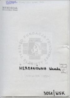 Hermanówna Wanda