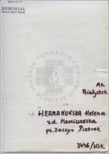 Hermanowska Helena