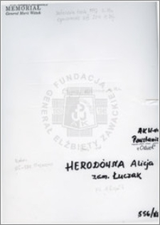 Herodówna Alicja