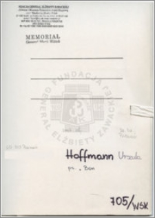 Hoffman Urszula