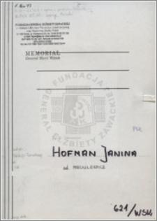Hofman Janina