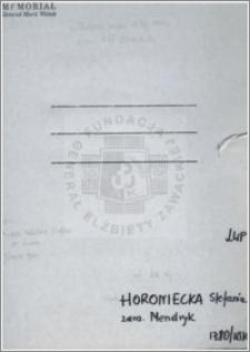 Horoniecka Stefania