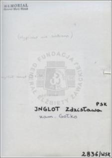 Inglot Zdzisława