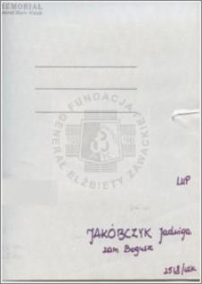 Jakóbczyk Jadwiga
