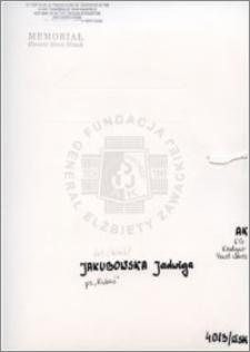 Jakubowska Jadwiga