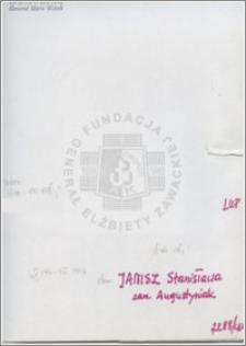 Janisz Stanisława