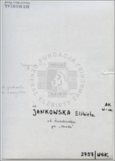 Jankowska Elżbieta