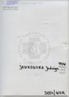 Jankowska Jadwiga