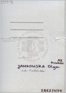 Jankowska Olga