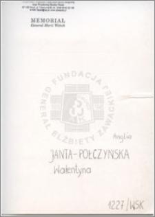 Janta-Połczyńska Walentyna