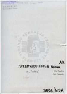 Jaremkiewiczowa Helena