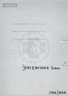 Jarzębowska Irena