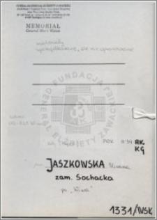 Jaszkowska Wiwina