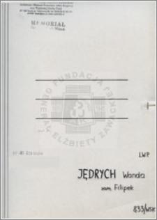 Jędrych Wanda