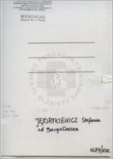 Jędrykiewicz Stefania