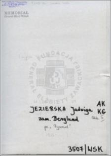 Jezierska Jadwiga